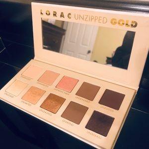 Lorac Unzipped Gold
